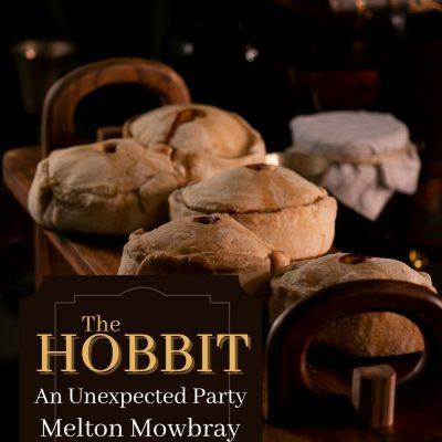 Melton Mowbray Style Pork Pies | The Hobbit | An Unexpected Party