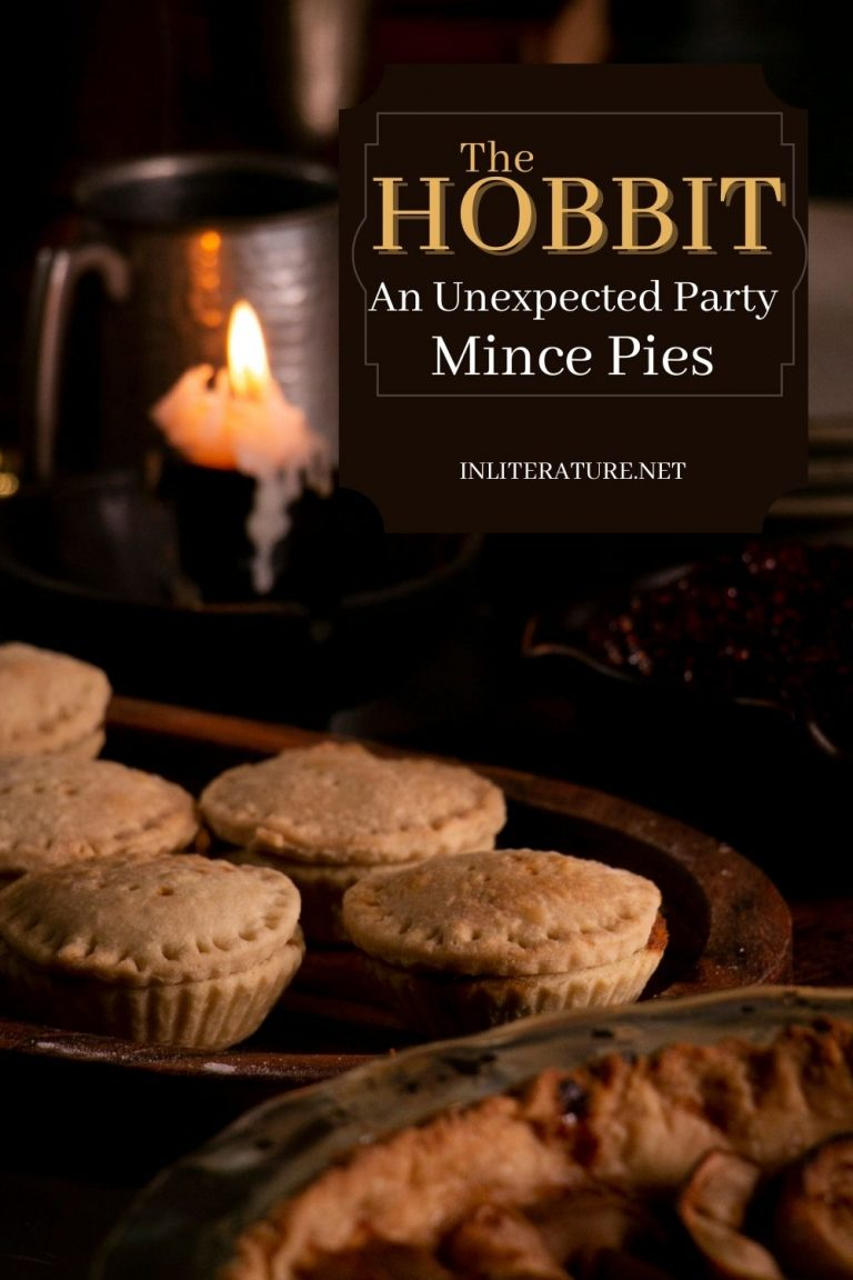 The Hobbit; An Unexpected Party; Mince Pies