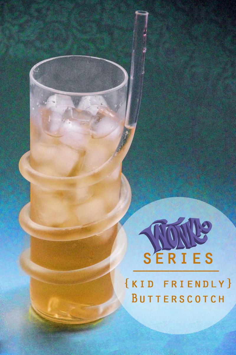 Willy Wonka Series; Butterscotch and Buttergin