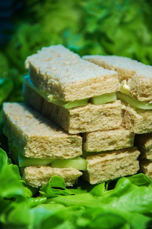 Peter Rabbit; Mr McGregor's Cucumber Sandwiches