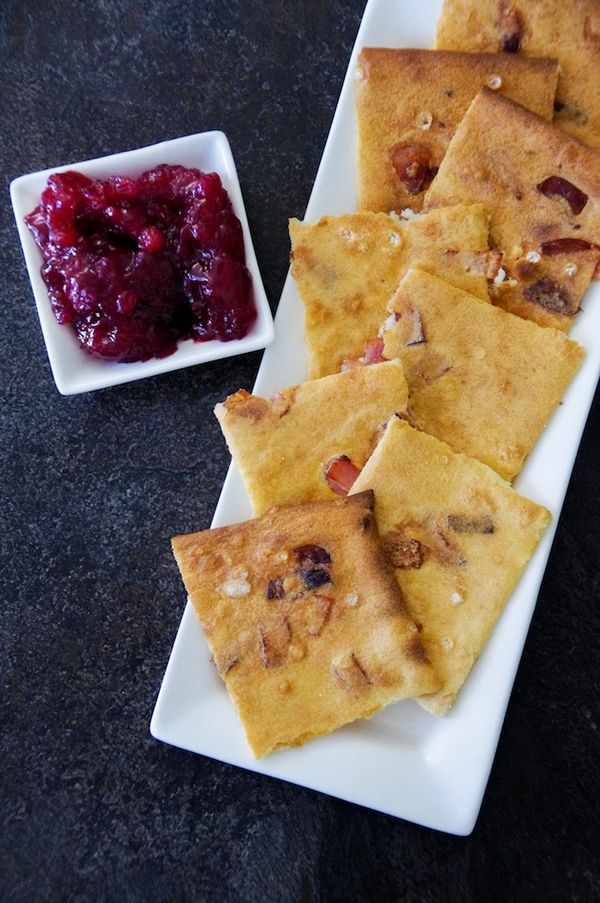 Girl With The Dragon Tattoo; Bacon Pancakes with Lingonberries