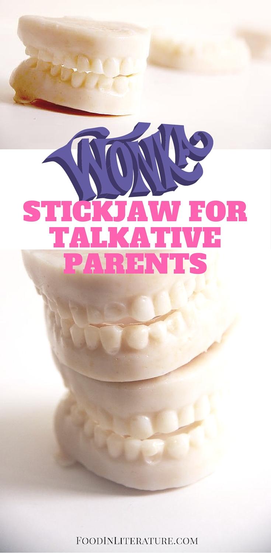 Willy Wonka Series; Stickjaw