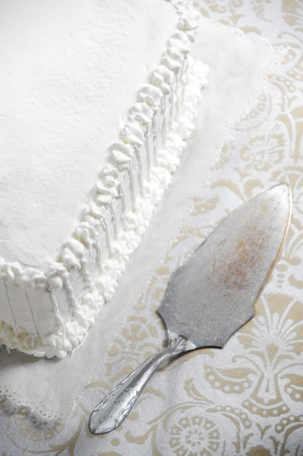 Great Expectations; Miss Havisham's Bride Cake