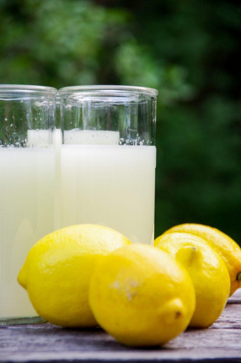The Boxcar Children; Lemonade