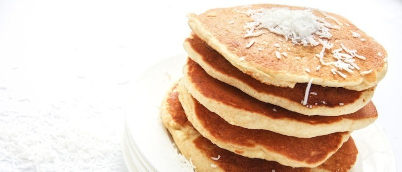 The Mortal Instruments, City of Bones; Taki's Coconut Pancakes