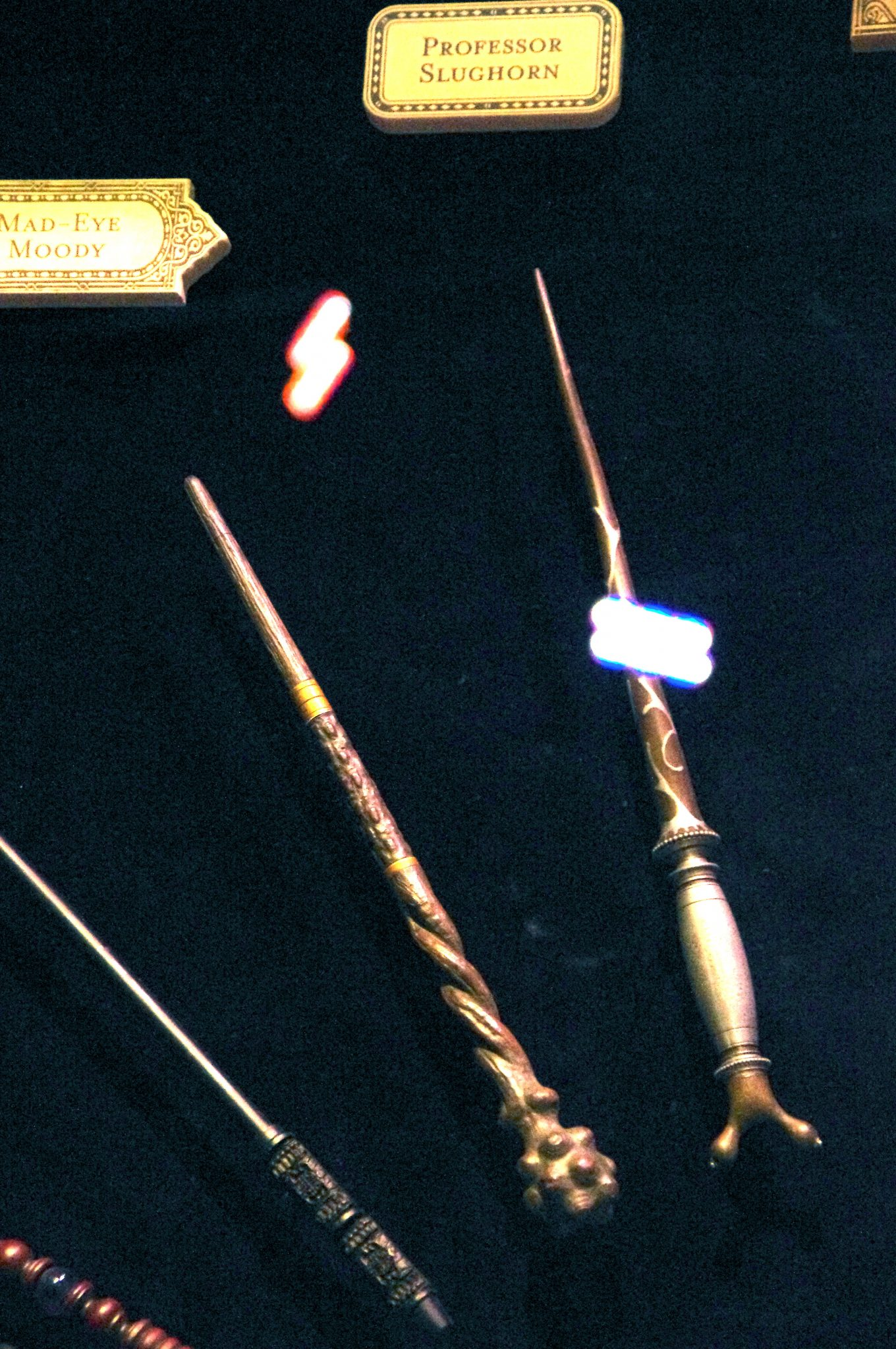 Mad eye moody wand images galleries for Light up elder wand