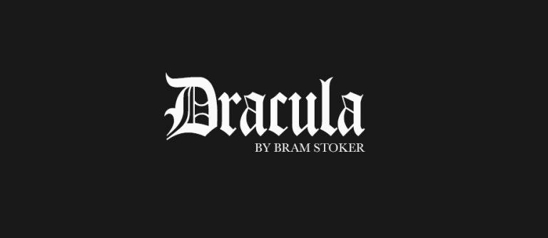 Dracula; Bram Stoker (Food Reference List)