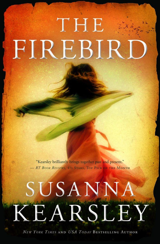 The Firebird by Susanna Kearsley (Food Reference List)