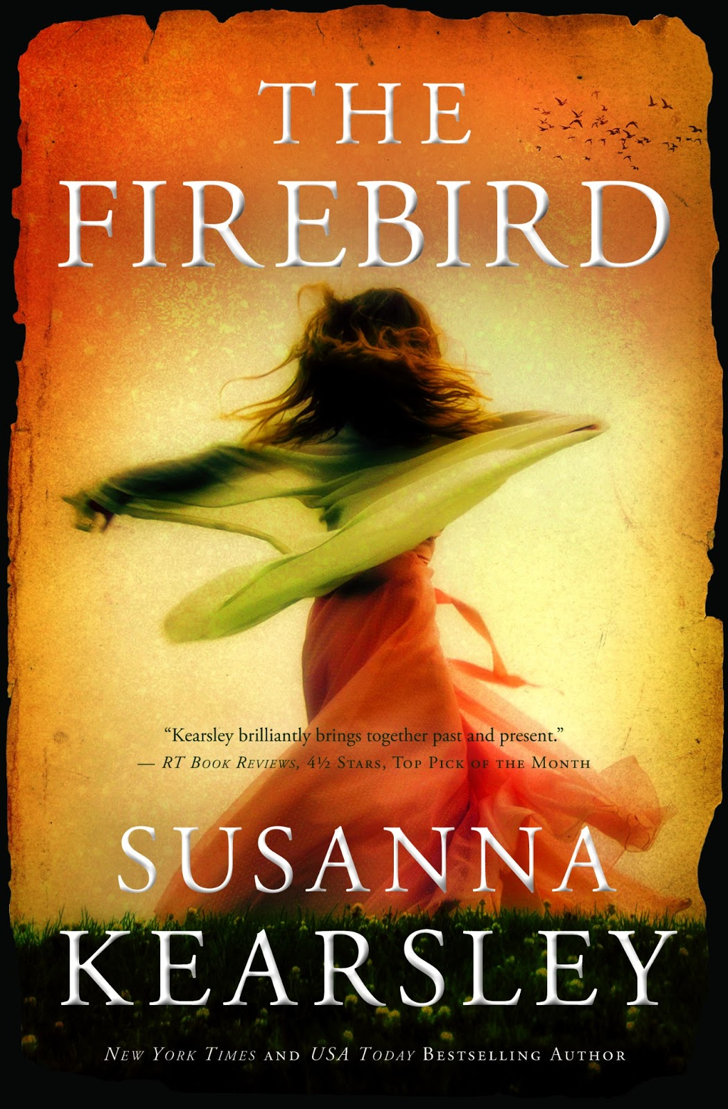 The Firebird by Susanna Kearsley (Food Reference List)