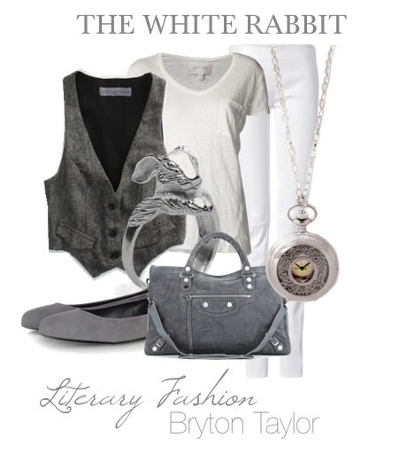White Rabbit | Literary Fashion