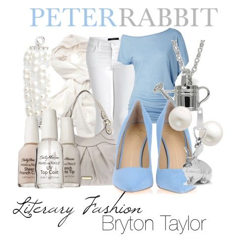 Peter Rabbit | Literary Fashion