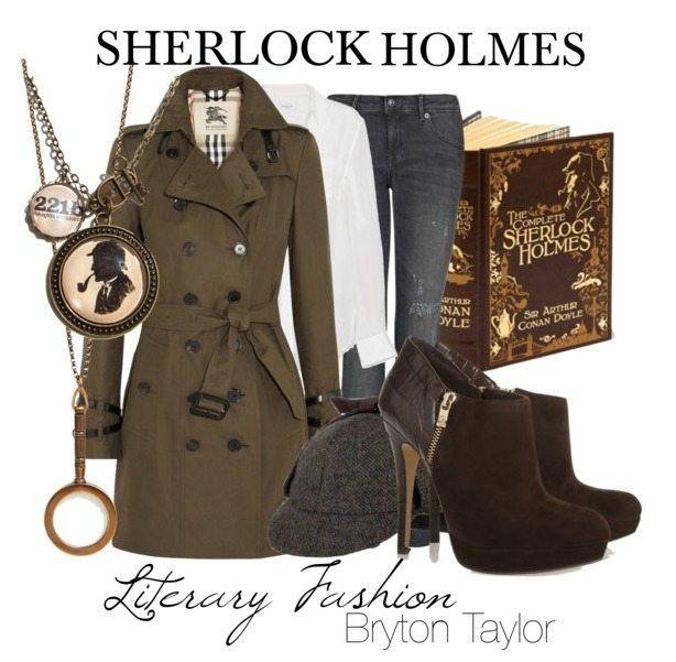 Sherlock Holmes | Literary Fashion