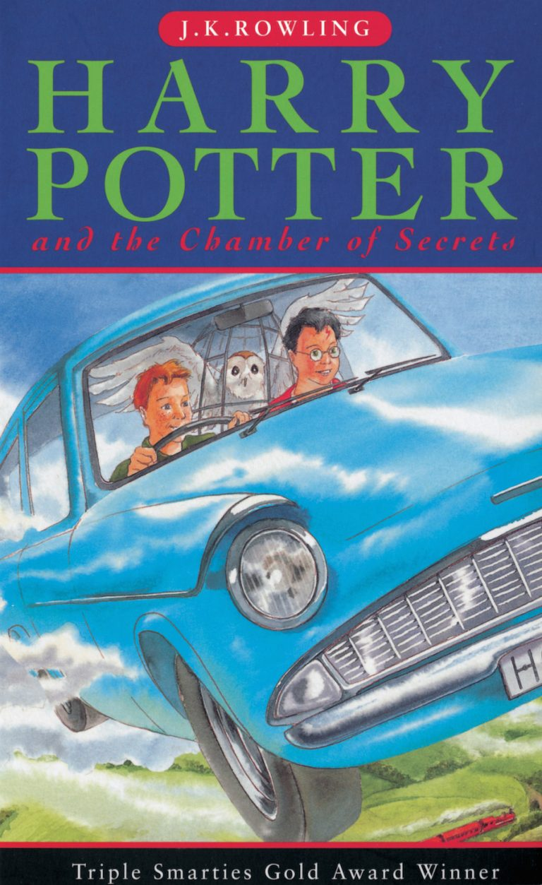Harry Potter and the Chamber of Secrets | JK Rowling (Food Reference List)
