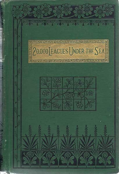 Food in 20,000 Leagues Under The Sea | Jules Verne (Food Reference List)