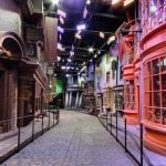 Diagon Alley the Making of Harry Potter London