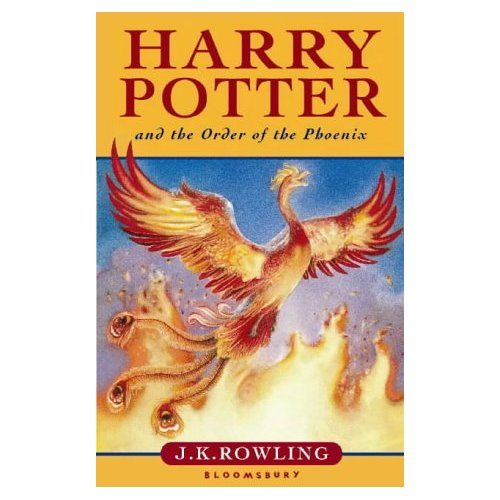 Harry Potter | Order of the Phoenix (Food Reference List)