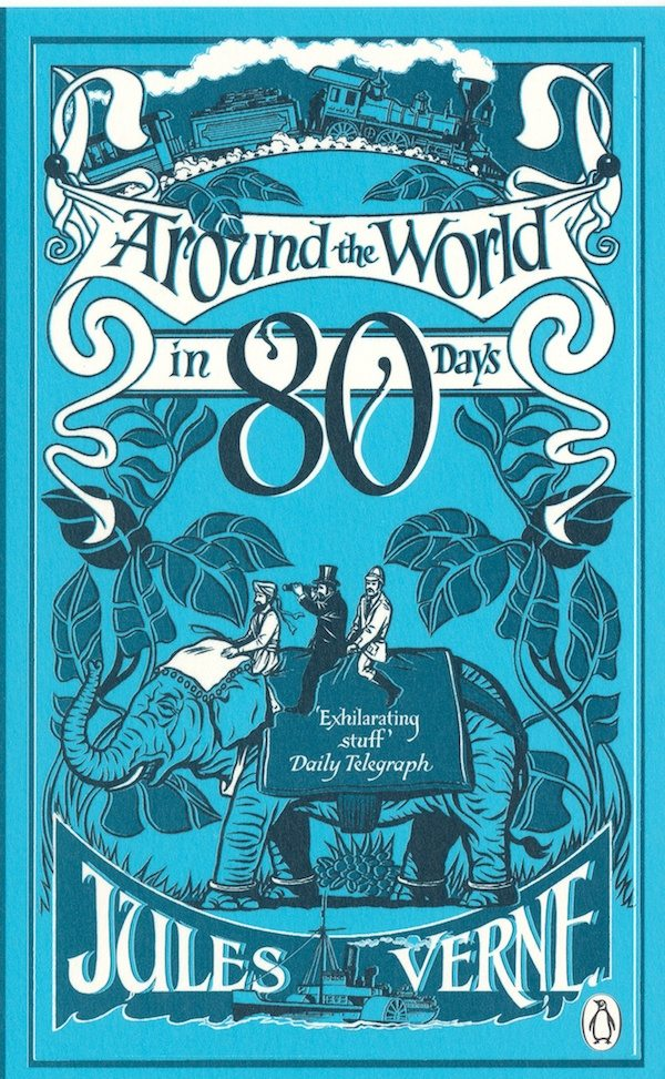 Around the World in 80 Days | Jules Verne (Food Reference List)