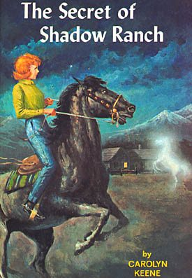 nancy drew the secret of shadow ranch book report Metacritic game reviews, nancy drew: the secret of shadow ranch for pc, ropin, ridin and revenge a ranch vacation takes a terrifying turn when a.