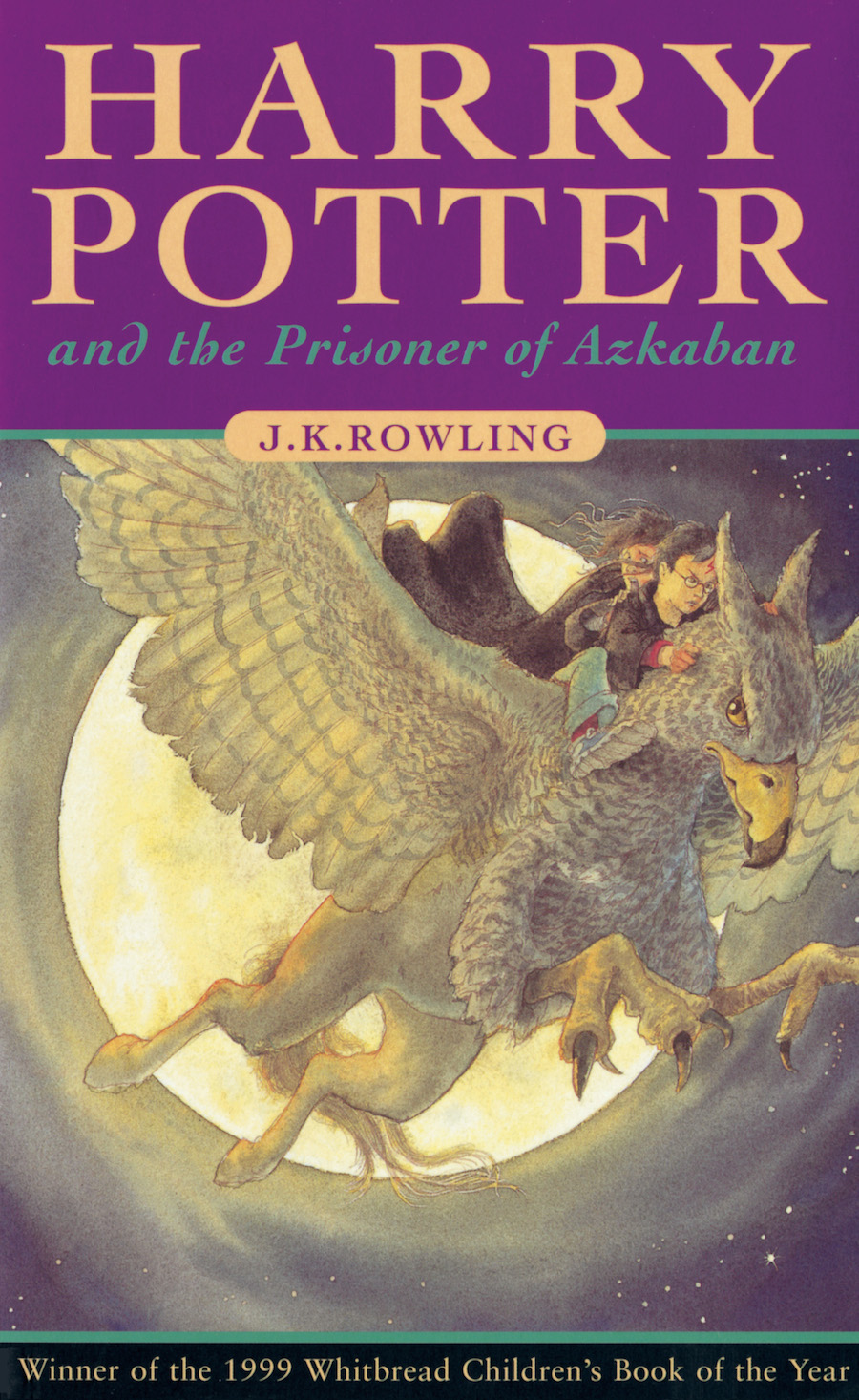 Harry Potter and the Prisoner of Azkaban | JK Rowling (Food Reference List)