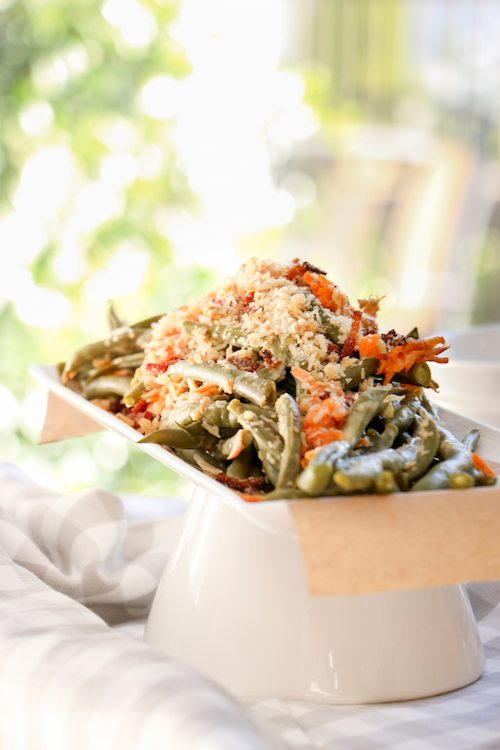 Green Bean Salad | Rabbit's Garden