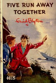 Food in Five Run Away Together | Enid Blyton (Food Reference List)