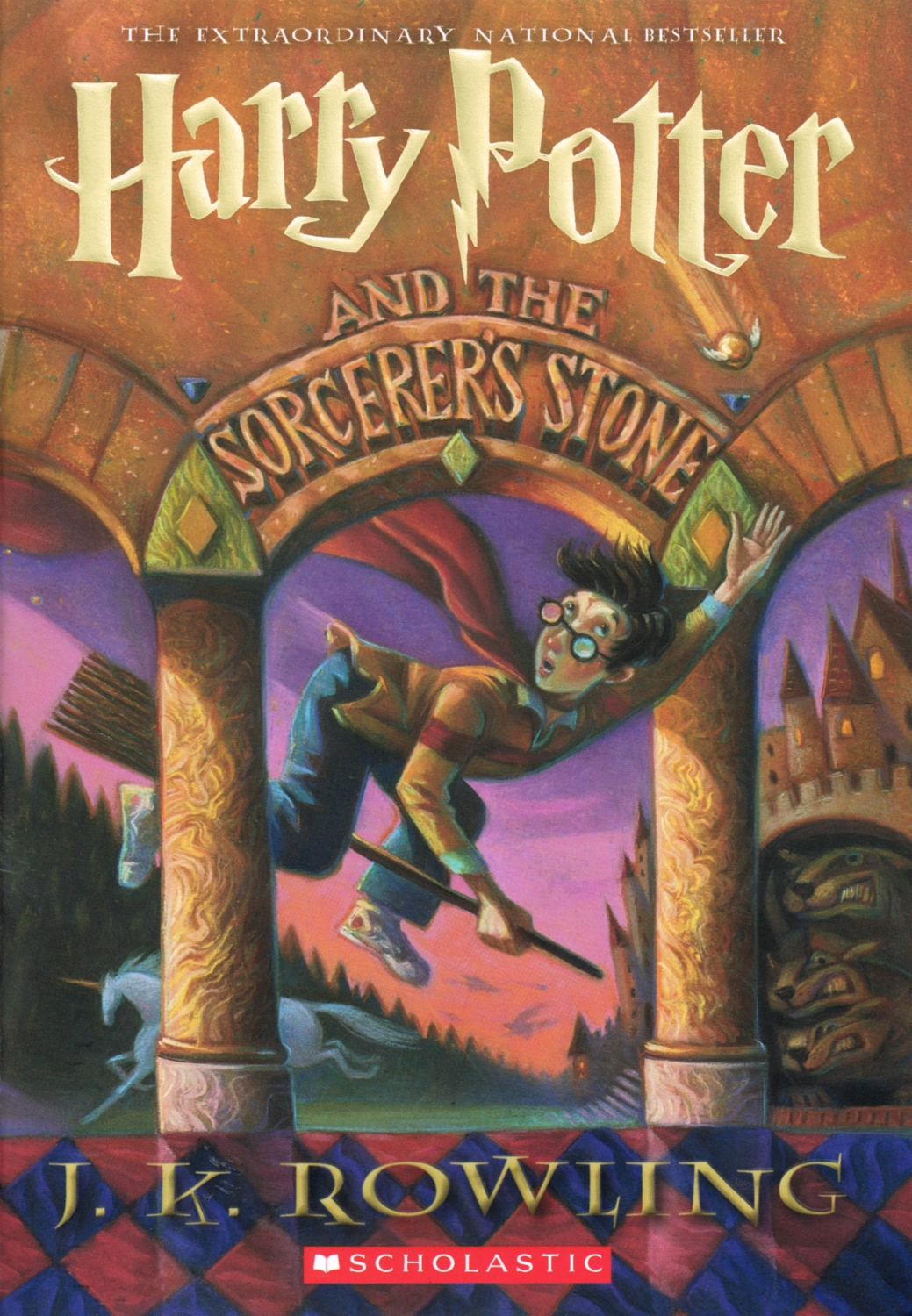 Harry Potter and the Sorcerer's Stone | Philosopher's Stone | JK Rowling (Food Reference List)