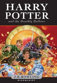 Harry Potter and the Deathly Hollows | JK Rowling (Food Reference List)