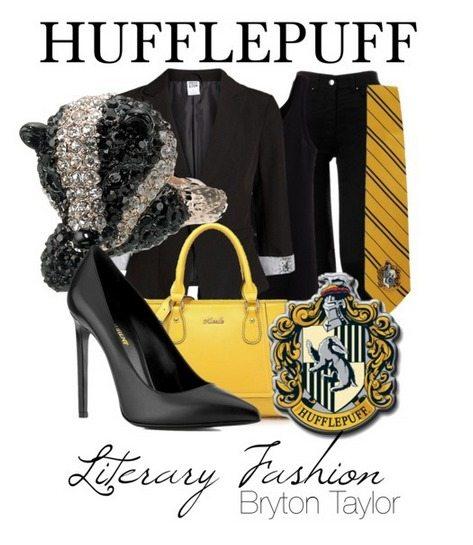 Hufflepuff from Harry Potter   Literary Fashion