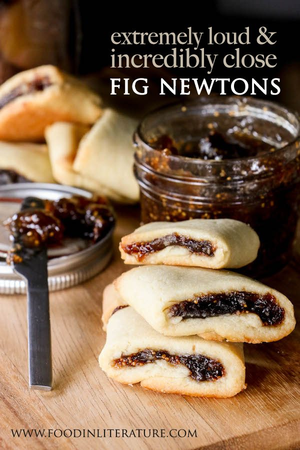 Fig Newtons recipe | Extremely Loud and Incredibly Close