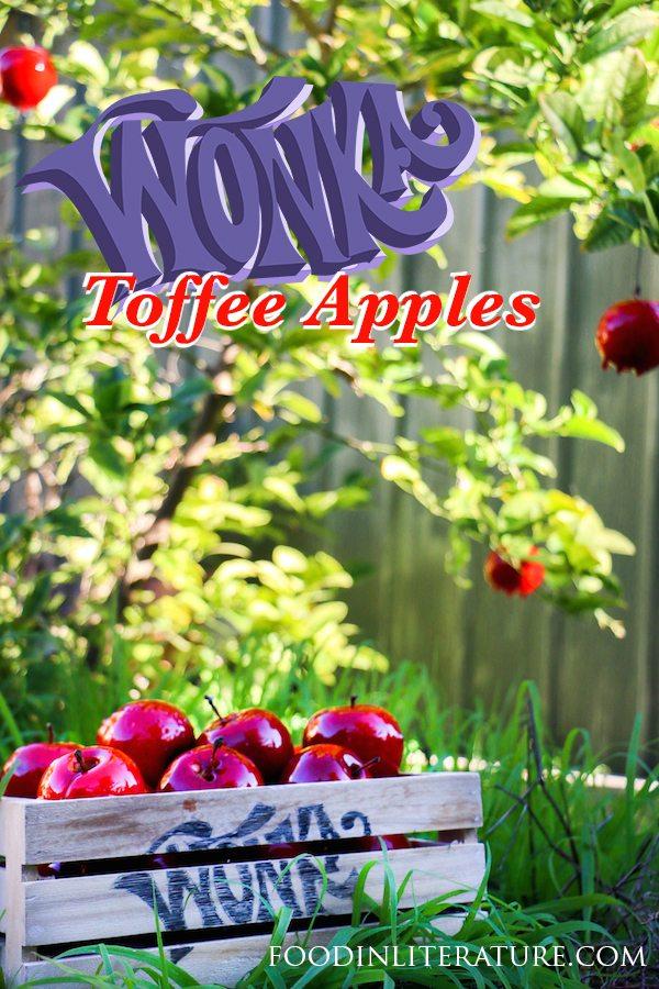 Wonka's Toffee Apple Tree Recipe
