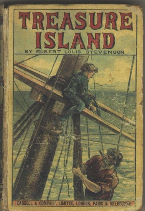 Food in Treasure Island | Robert Louis Stevenson (Food Reference List)