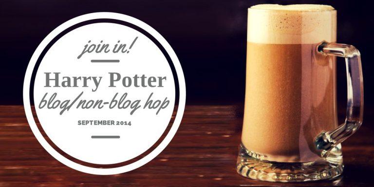 Harry Potter Blog/Non-blog Hop | September 2014