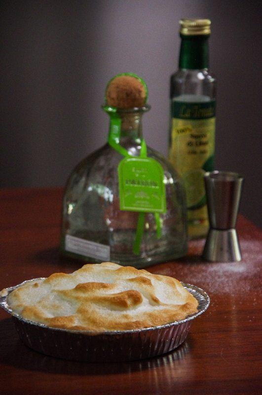Tequila Shot Pie recipe | Treasure Island Party