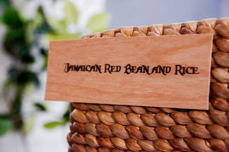 Jamaican Red Bean and Rice recipe | Treasure Island Party