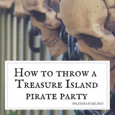 How To Throw A Treasure Island Dinner Party