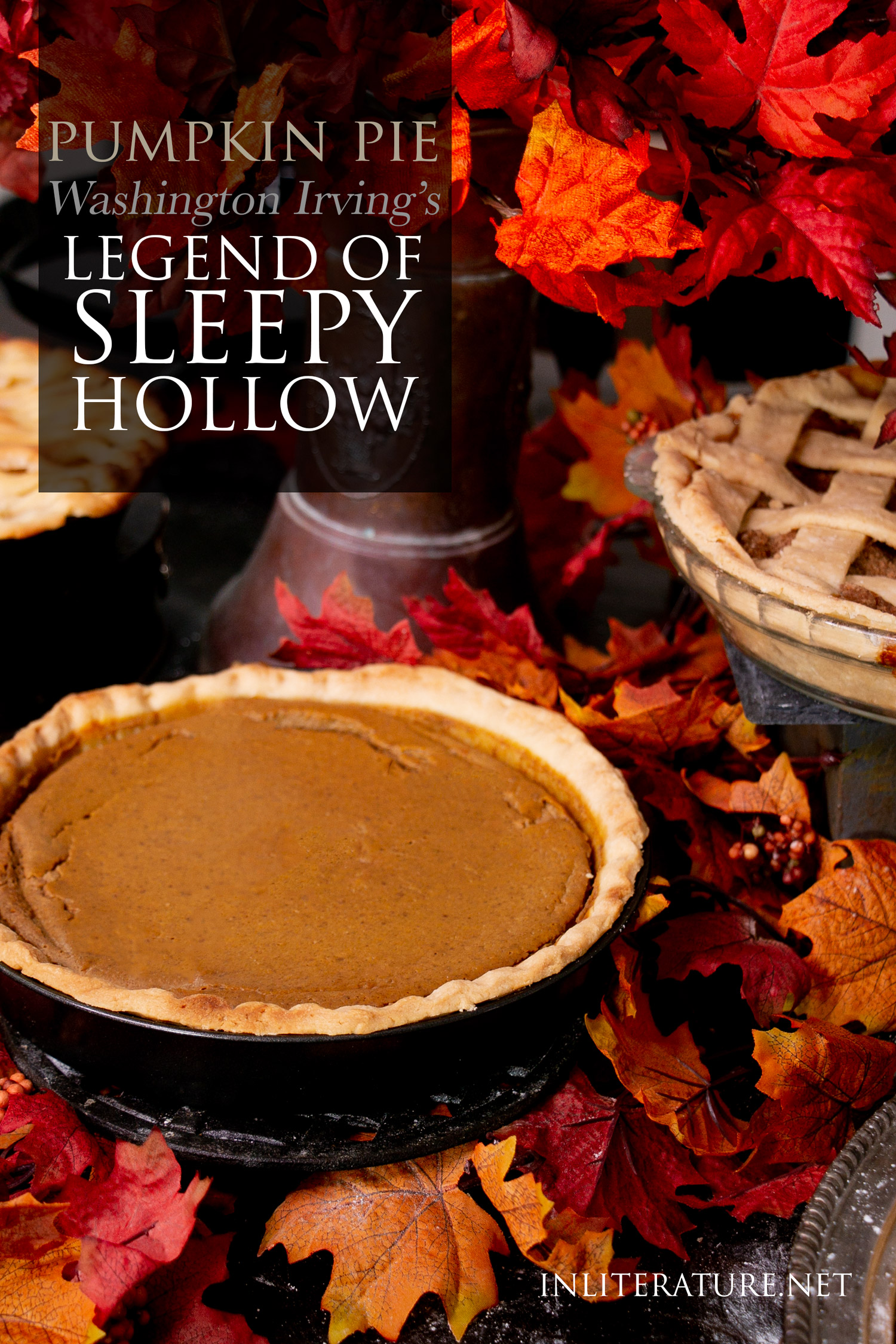 1800s-Pumpkin-Pie-recipe-Washington-Irving-Sleepy-Hollow-party