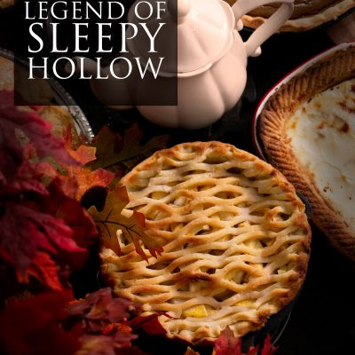 Sleepy Hollow Apple Pie recipe