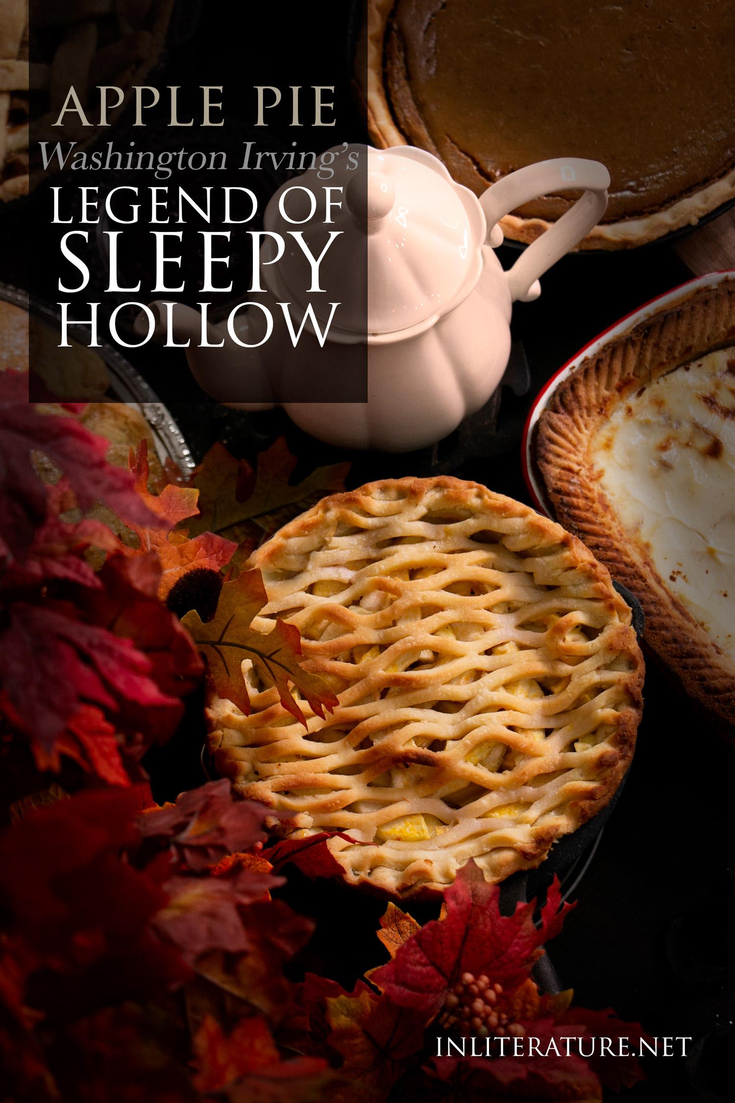 Sleepy Hollow Apple Pie recipe