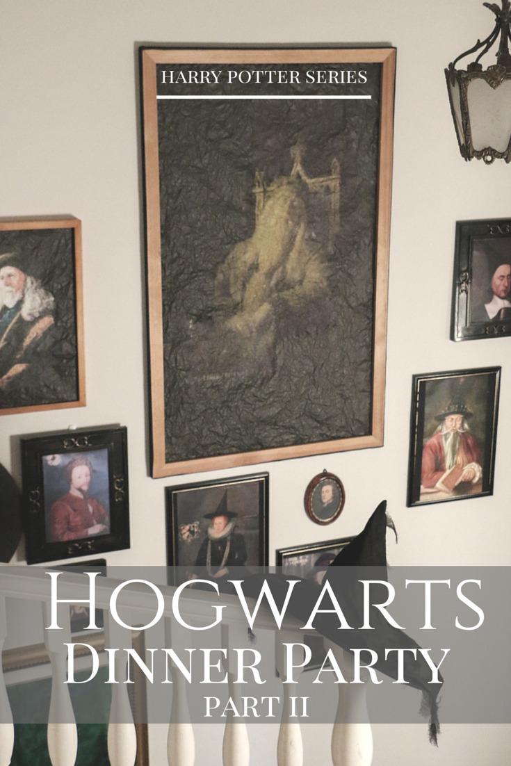 A Harry Potter Hogwarts Dinner Party | Part II