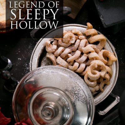 Cruller recipe | Sleepy Hollow