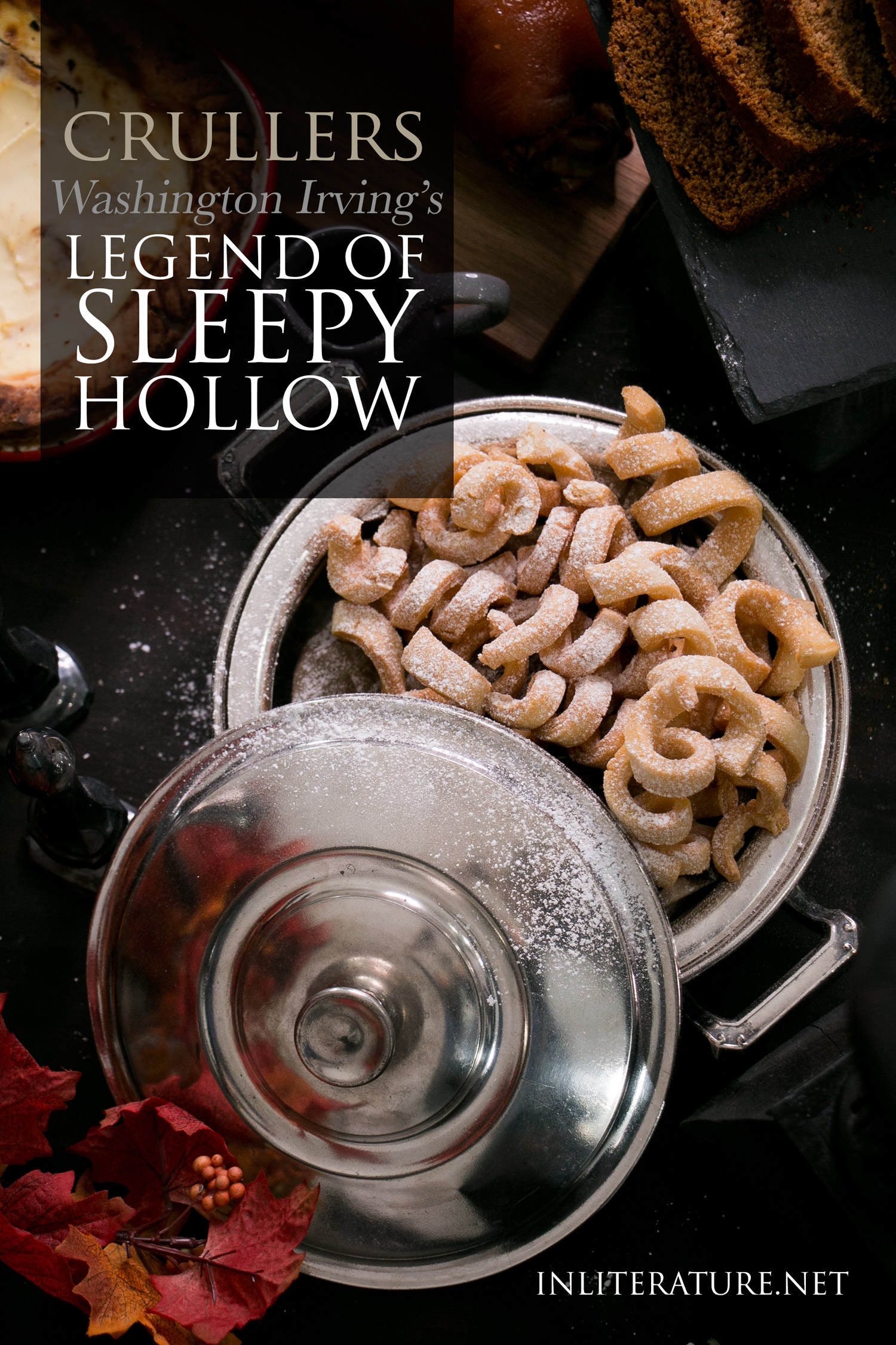 Cruller recipe | Sleepy Hollow