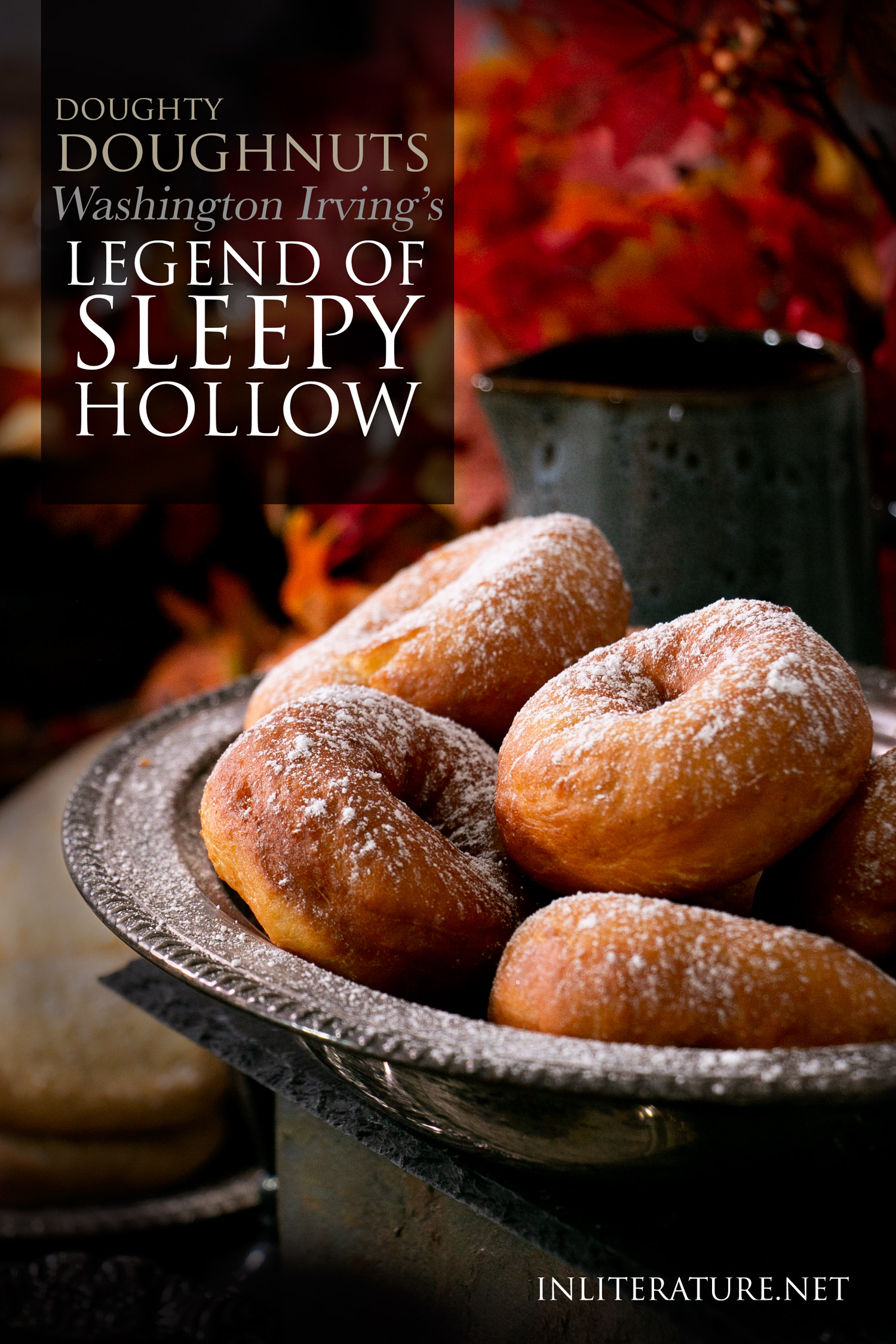 Oly Koek and Doughty Doughnut recipes | Sleepy Hollow