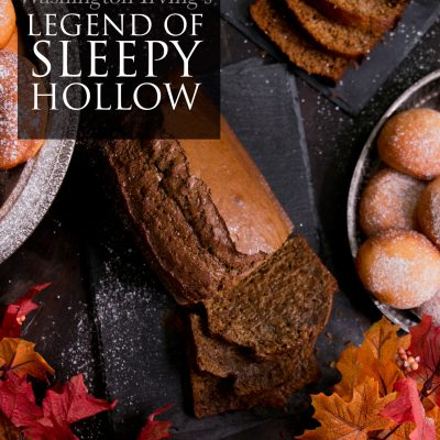 Honey Cakes & Ginger Cakes | Sleepy Hollow