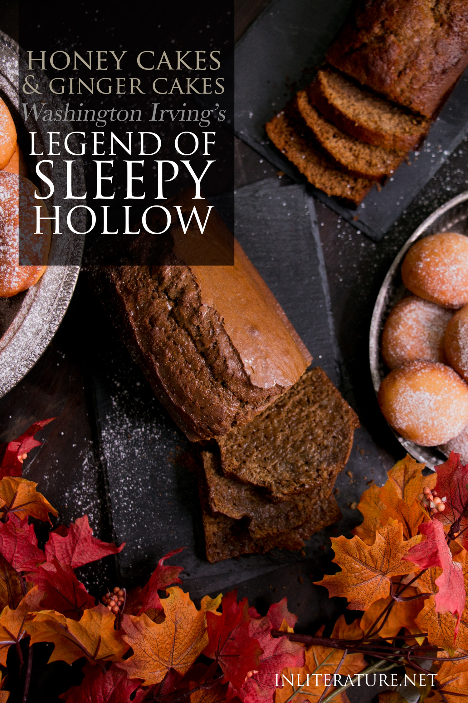Honey-cakes-ginger-cakes-Washington-Irving-Sleepy-Hollow-party