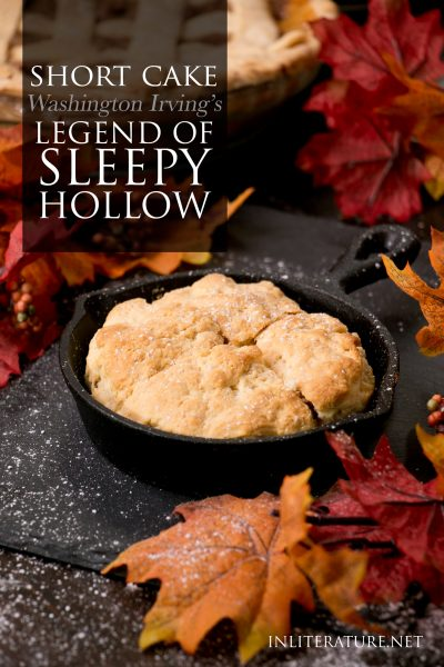 Short-Cakes-recipe-Washington-Irving-Sleepy-Hollow-party