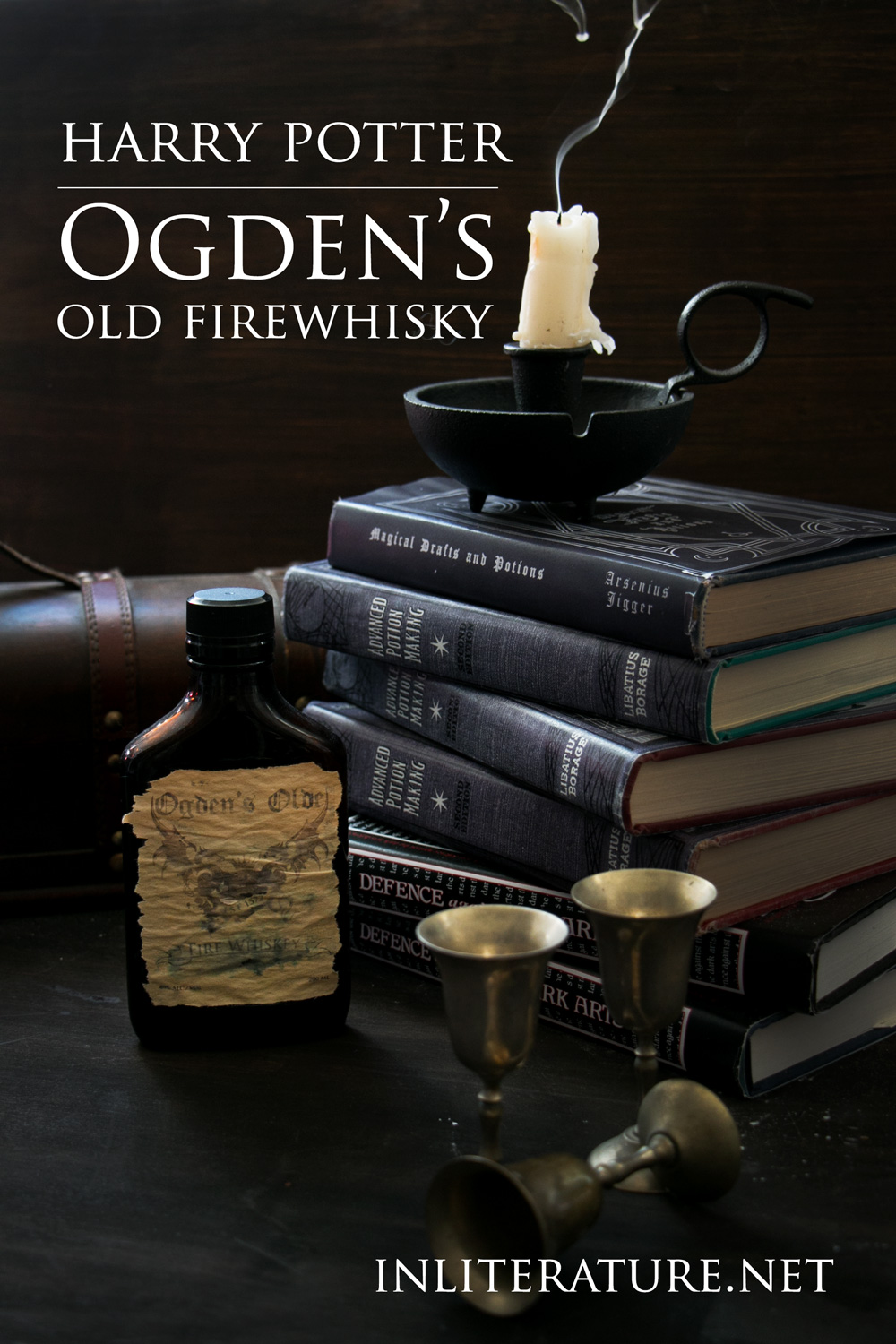 Ogden's Old Firewhisky | Harry Potter