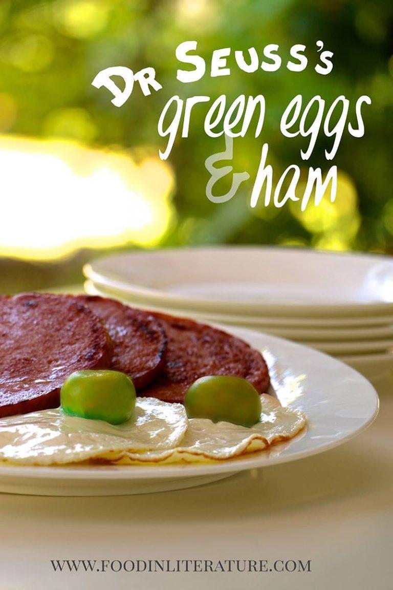 Dr Seuss; Green Eggs and Ham