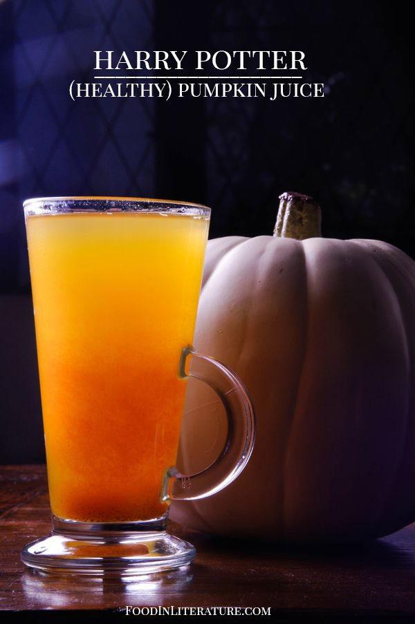 Harry Potter; Pumpkin Juice