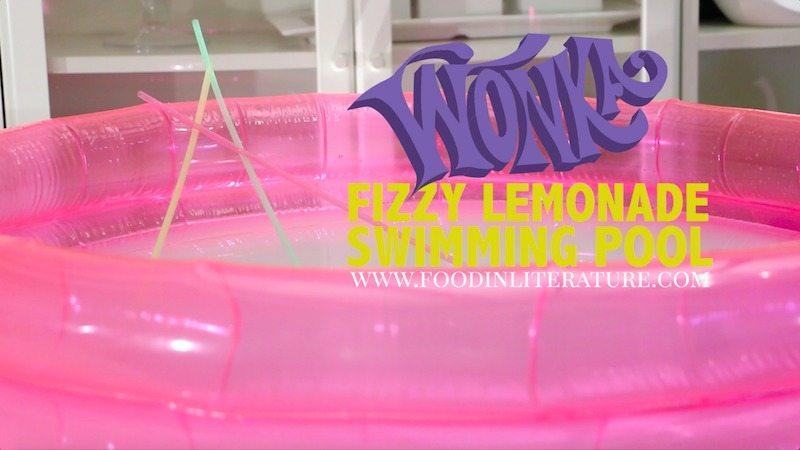 Willy Wonka Series; Fizzy Lemonade Swimming Pools