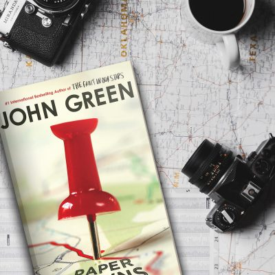Food in Paper Towns   John Green (Food Reference List)